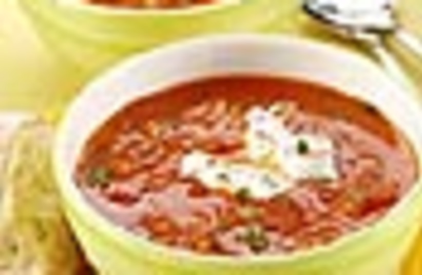 summer soup 88 (photo credit: )