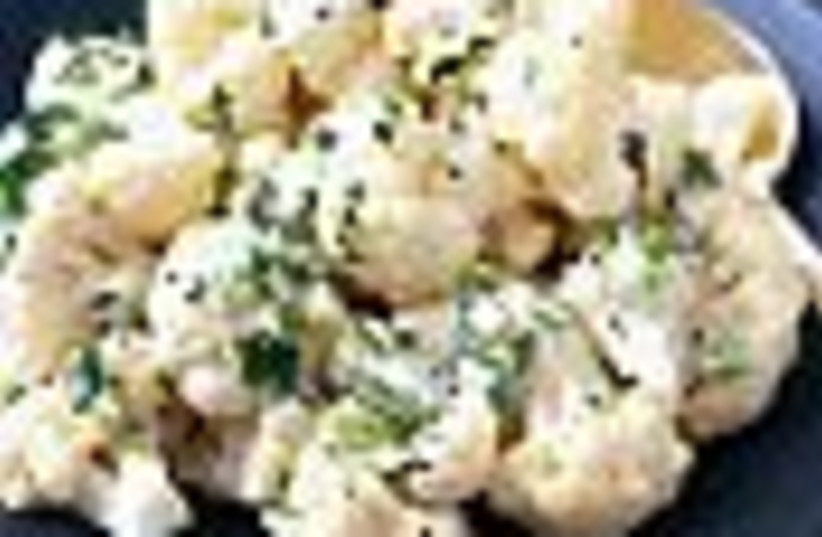 cauliflower salad 88 (photo credit: )