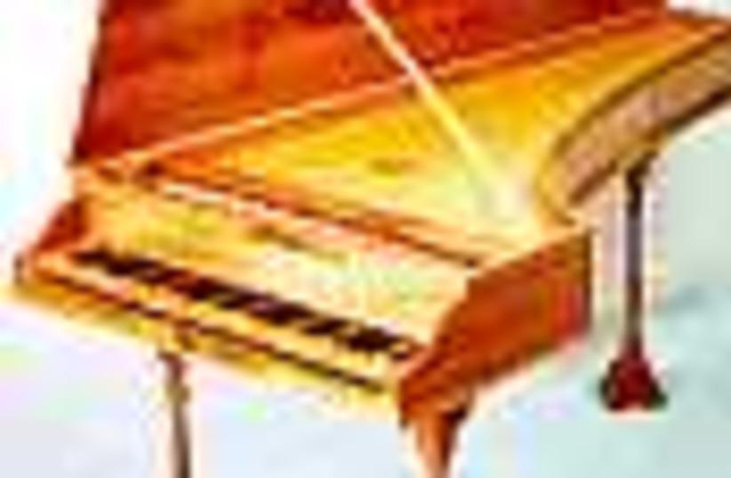 harpsichord 88 (photo credit: )