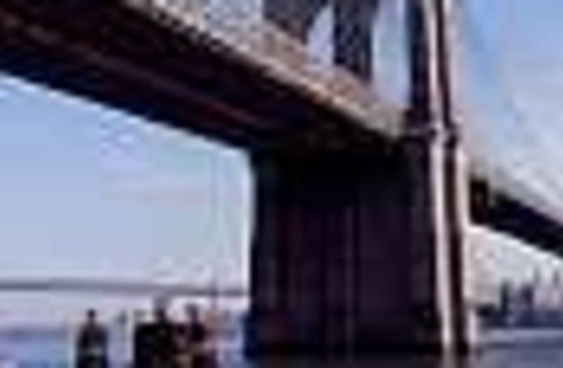brooklyn bridge 88 (photo credit: )