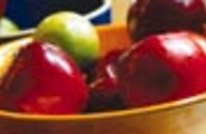 bowl of apples 88 (photo credit: )