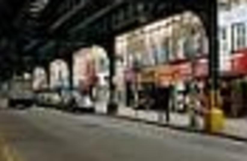 subway 88 (photo credit: )