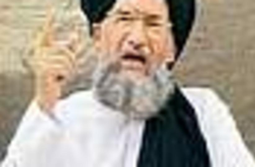 Al Zawahiri 88 (photo credit: )