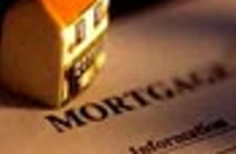 mortgage graphic 88 (photo credit: )