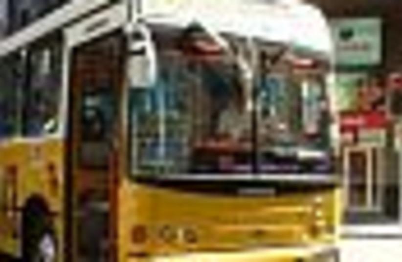 bus 88 (photo credit: )