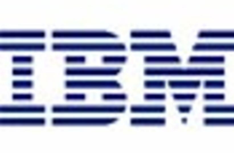 ibm logo 88 (photo credit: )