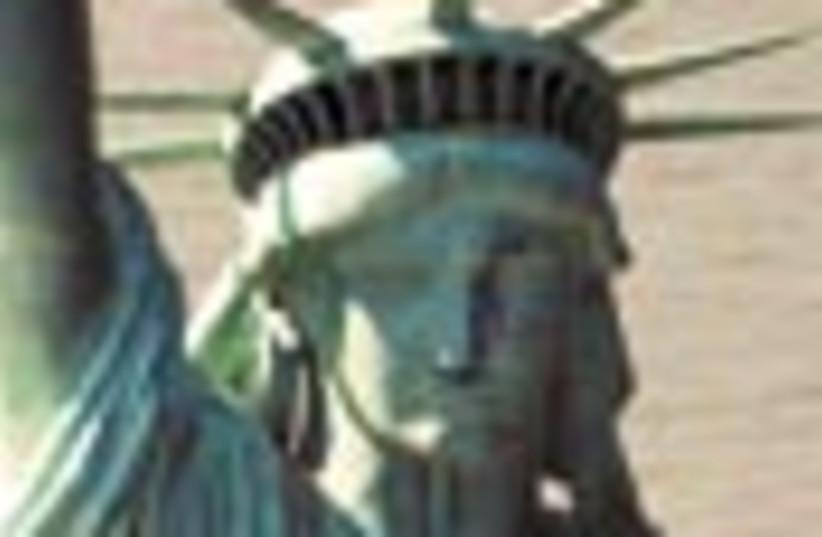 statue of liberty  88 (photo credit: )