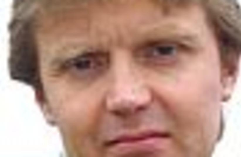 Litvinenko before 88 (photo credit: )