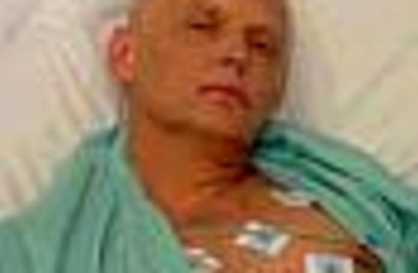litvinenko 88 (photo credit: )