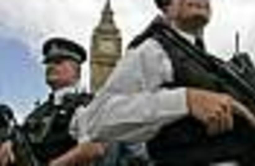 uk police 88 (photo credit: )
