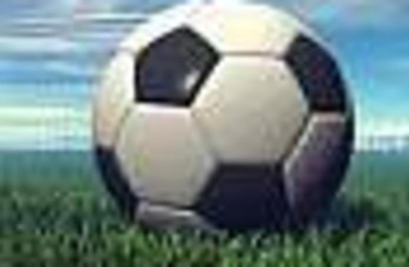 soccer ball 88 (photo credit: )