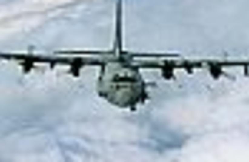 US air force 88 (photo credit: )