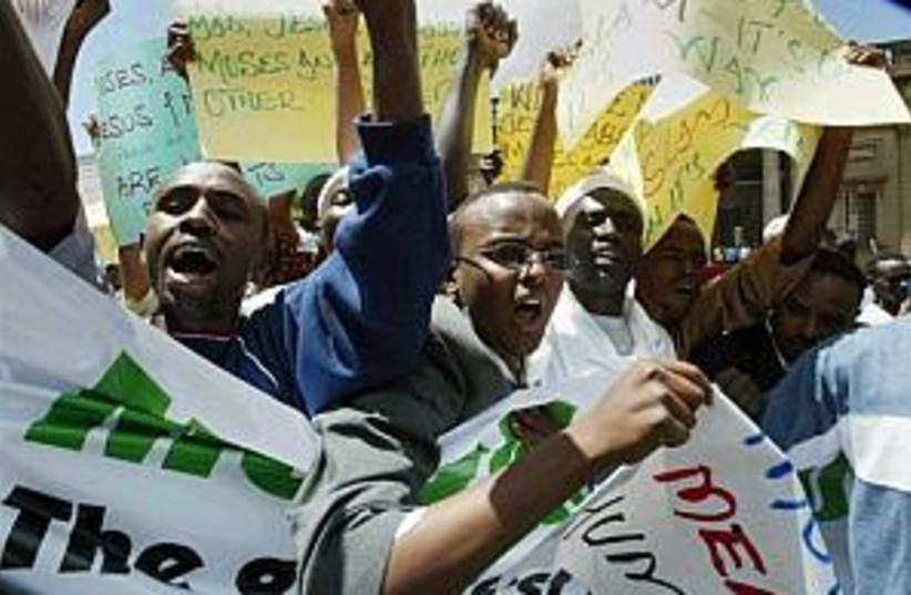 kenya riot 298.88 (photo credit: Associated Press)
