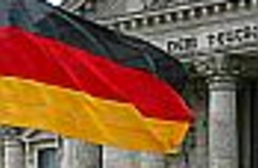 germany flag 88 (photo credit: )