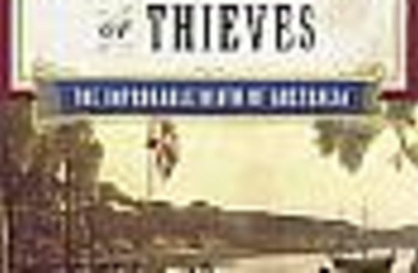 commonwealth of thieves  (photo credit: )