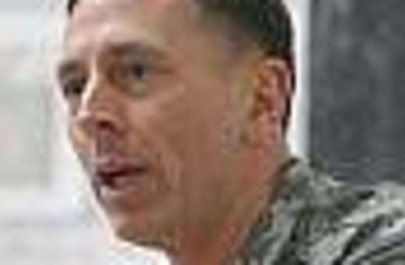 Petraeus 88 (photo credit: )