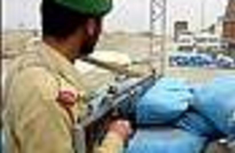 pakistan army (photo credit: )