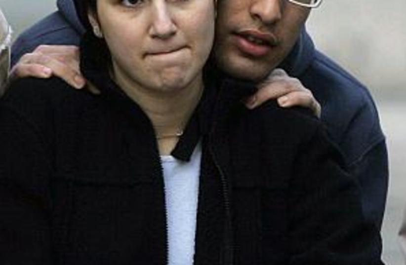 worried israeli couple (photo credit: AP [file])