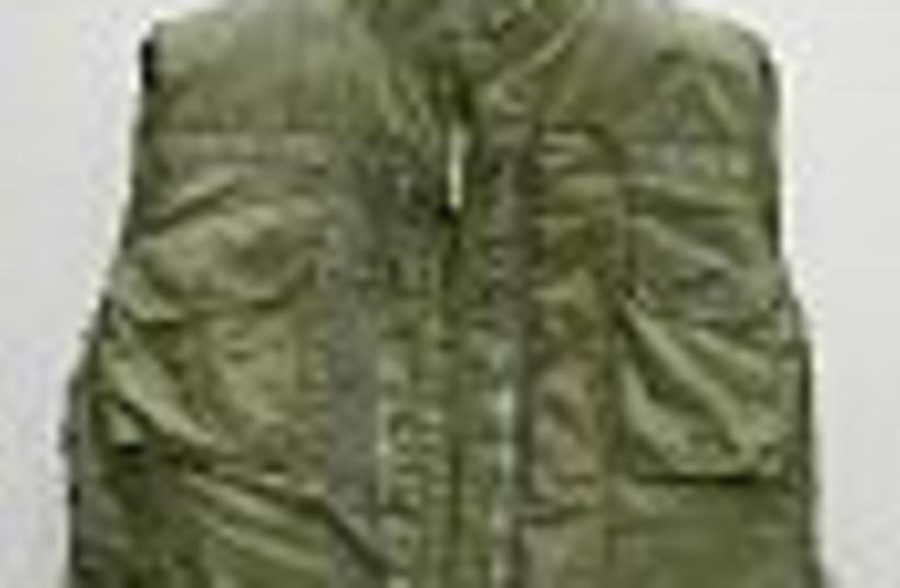 flak jacket 88 (photo credit: )