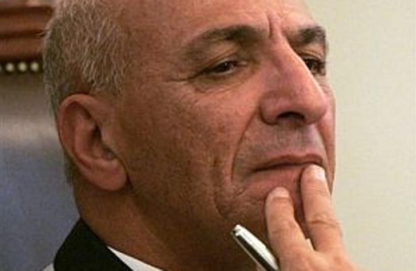 iraq judge abdel-rahman (photo credit: AP)