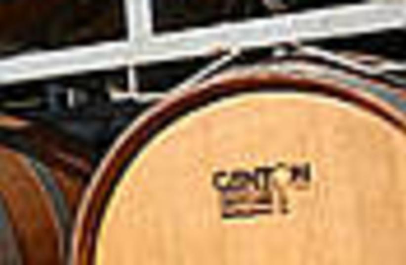wine barrel 88 (photo credit: )