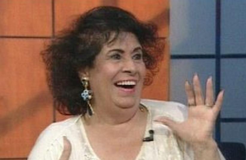 damari laughing 298 (photo credit: Channel 10)