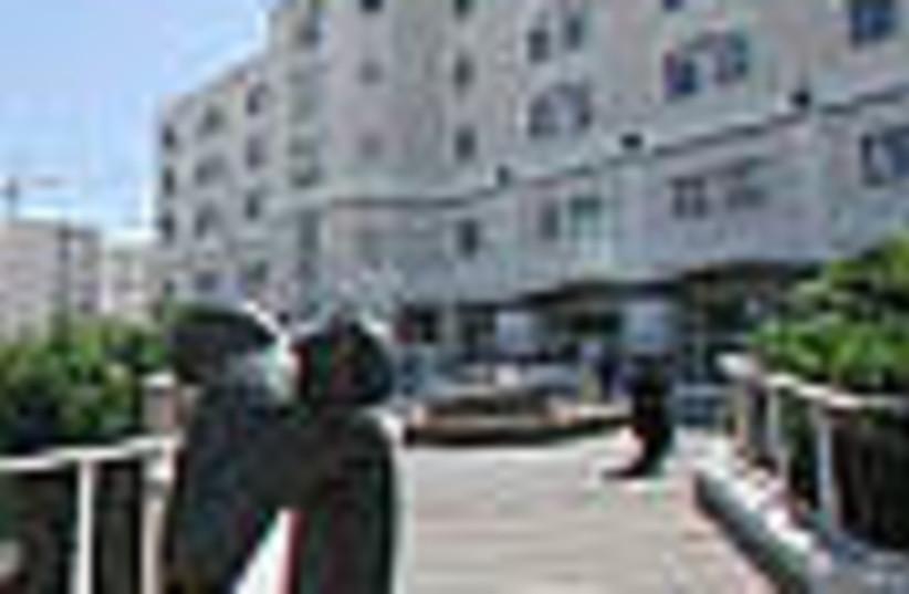 schneider hospital 88 (photo credit: )