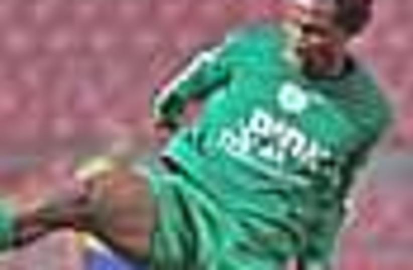 Yeboah 88 (photo credit: )