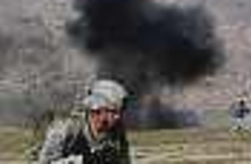 afghanistan smoke  88 (photo credit: )