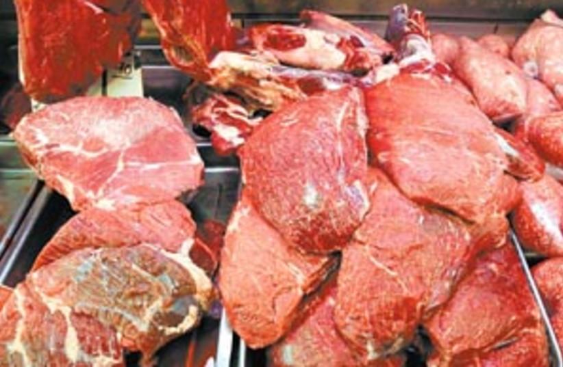 meat beef 88 298 (photo credit: Ariel Jerozolimski)