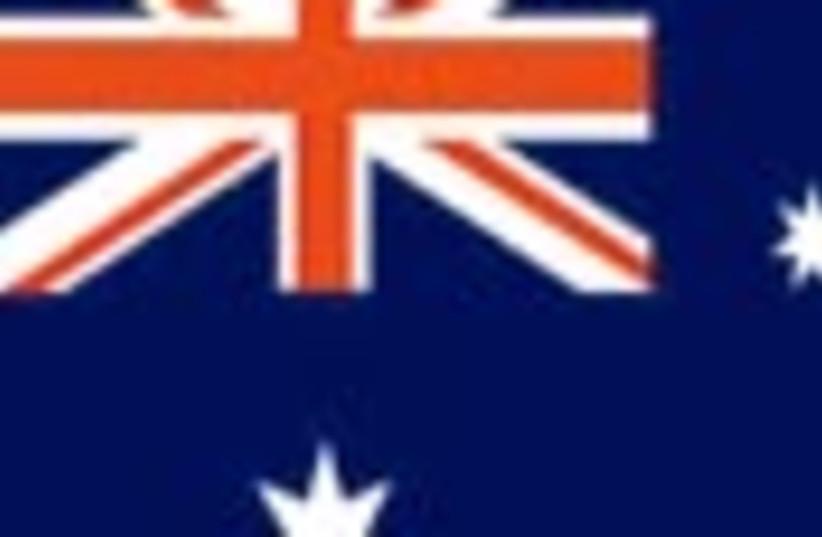 australia flag 88 (photo credit: )