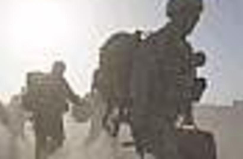 us troops afghan 88 (photo credit: )