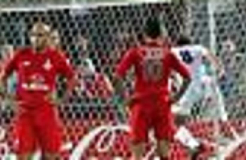 bnei sakhnin in goal 88 (photo credit: )