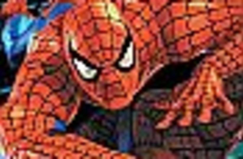 spiderman 88 (photo credit: )