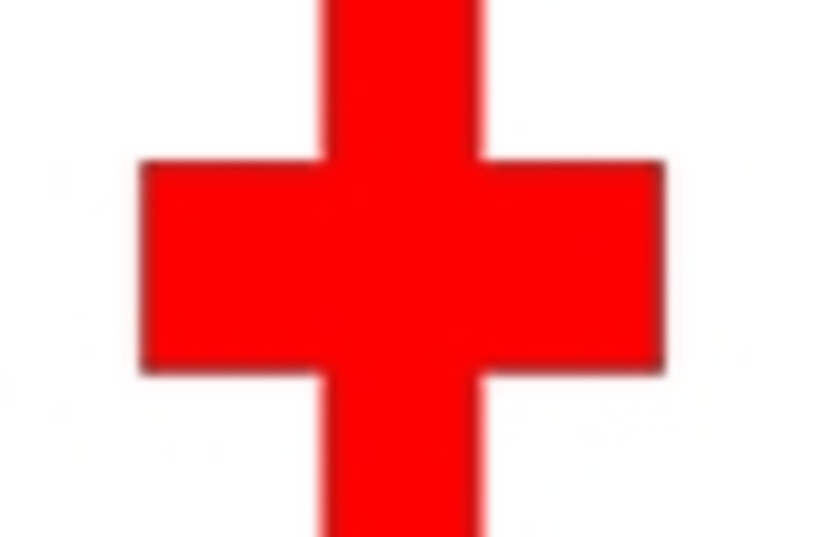 red cross 88 (photo credit: )