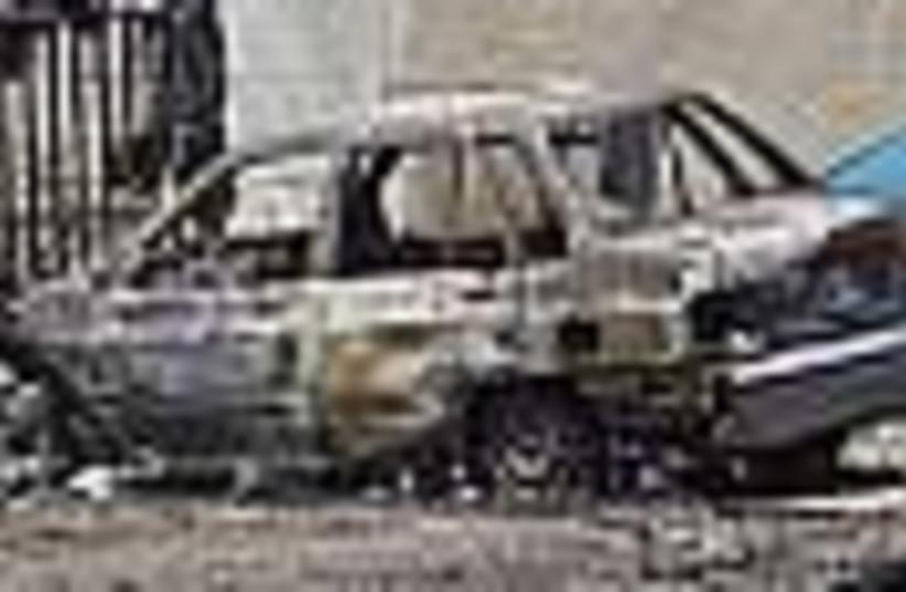 iraq car bomb 88 (photo credit: )