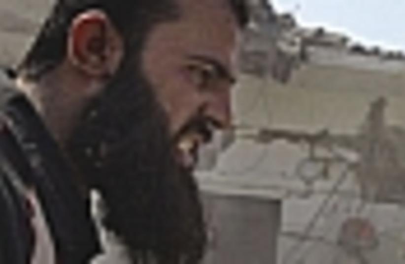 bearded gazan 88 (photo credit: )
