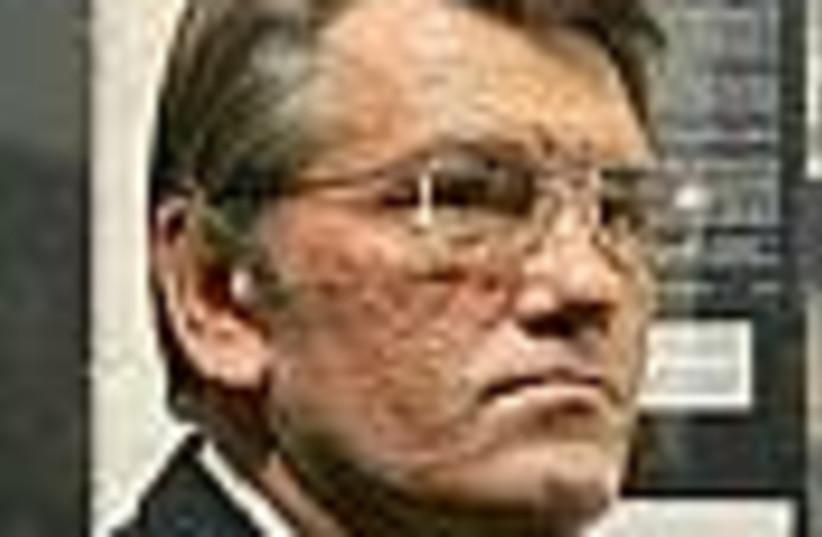 Yushchenko 88 (photo credit: )
