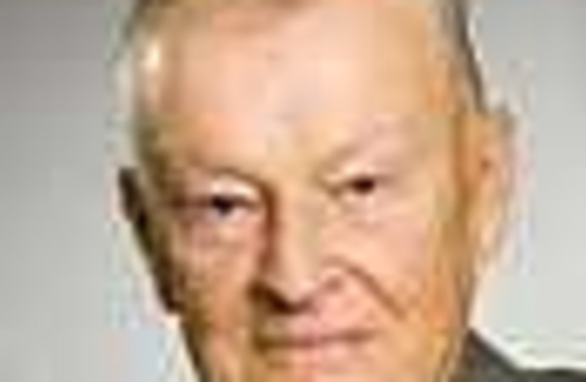 Zbigniew Brzezinski 88 (photo credit: )