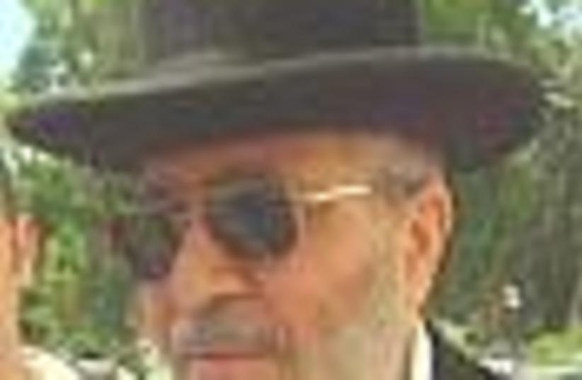 rabbi 88 (photo credit: )