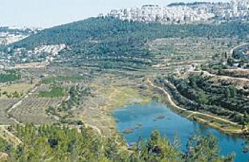 beit zayit valley 88.298 (photo credit: Courtesy)