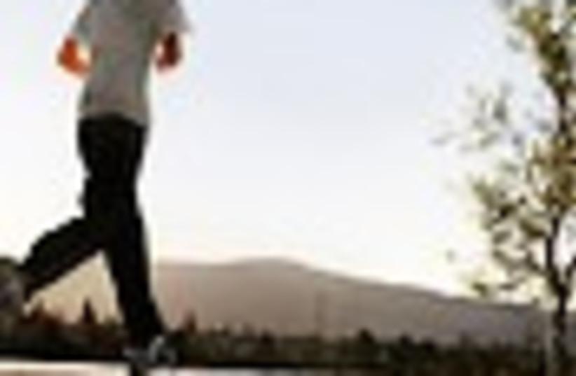 long distance runner 88 (photo credit: )