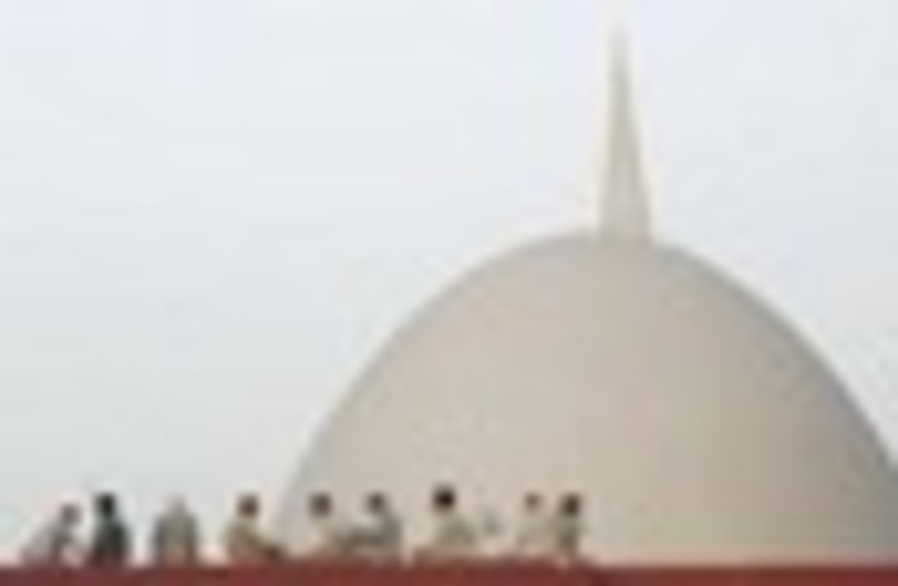 lal masjid 88 courtesy (photo credit: )