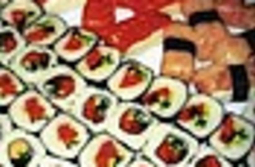 kosher sushi 88 (photo credit: )