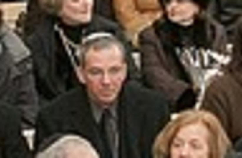 jews in shul 88 (photo credit: )