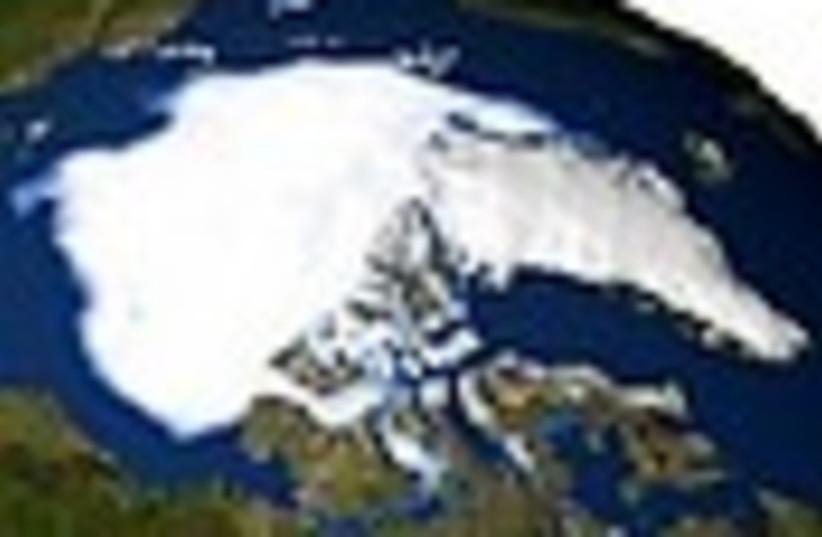 arctic ice 88 (photo credit: )