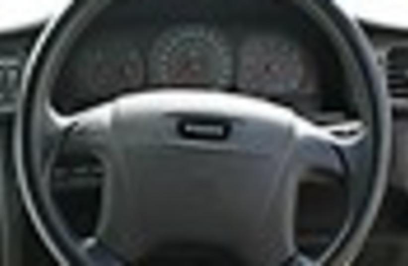 Car 88 (photo credit: )