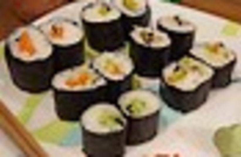 sushi 88 (photo credit: )