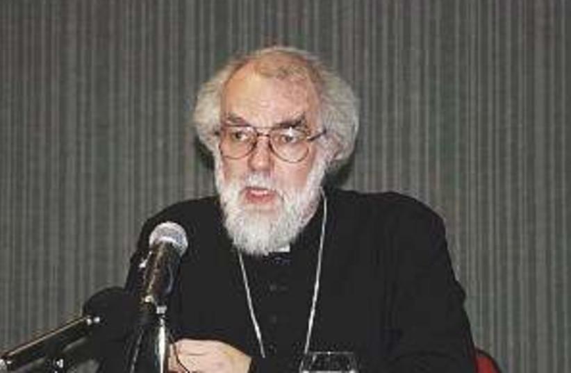 archbishopanglican88 298 (photo credit: George Conger)
