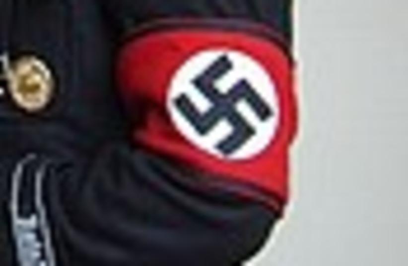 nazi badge 88 (photo credit: )